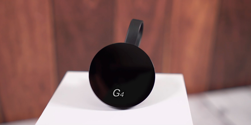 Review of Ocamo Google Chromecast 2/3/2018 Android Netflix YouTube Cromecast Miracast WiFi