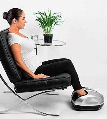 Review of Belmint Shiatsu Foot Massager with Heat