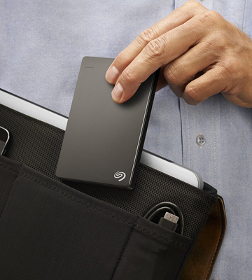 Review of Seagate Backup Plus Portable External Hard Disk