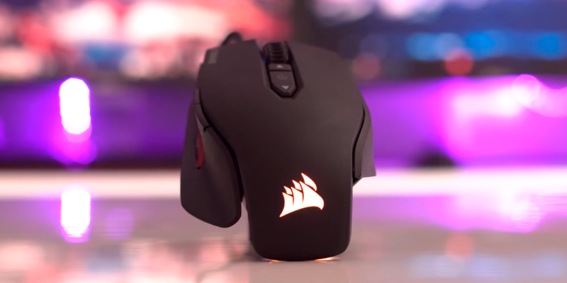 Review of Corsair M65 Pro Gaming Mouse