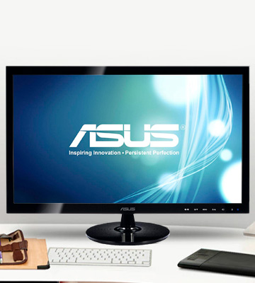 Review of ASUS VS248H-P 24-Inch Monitor (FullHD, 60Hz)