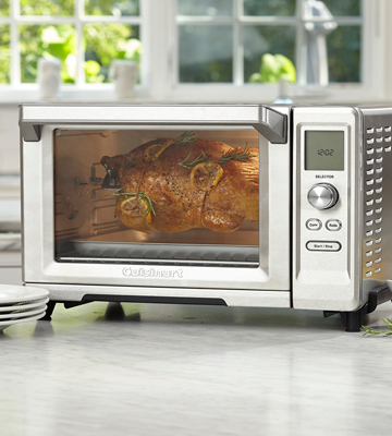 Review of Cuisinart TOB-200 Rotisserie Convection Toaster Oven
