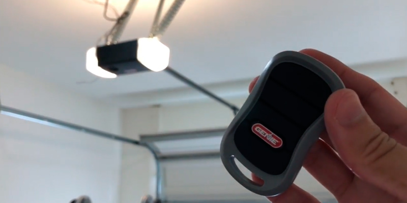 Review of Genie 3053-TKV WiFi Smart Garage Door Opener