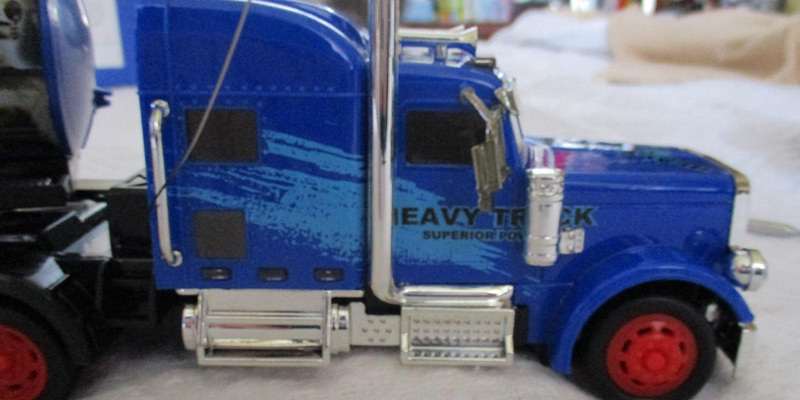 Velocity Toys Remote Control Semi Truck application