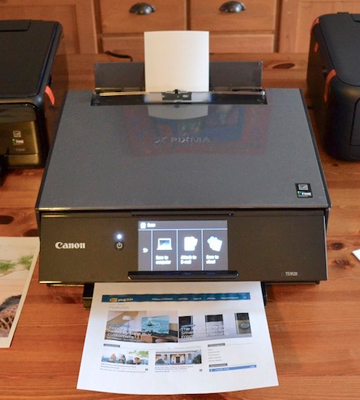 Review of Canon Pixma TS9120 Wireless All-In-One Printer