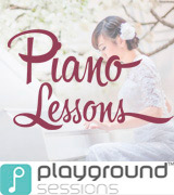 Playground Sessions Piano