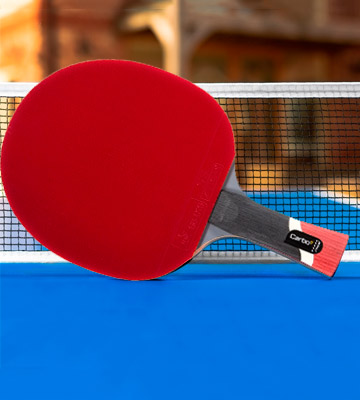 Review of Stiga Pro Carbon Performance-Level Table Tennis Racket