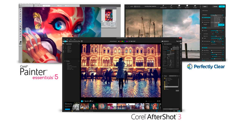 Detailed review of Corel PaintShop Pro 2018 Photo editing software