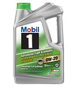 Mobil 1 0W-20 (120758) Advanced Full Synthetic
