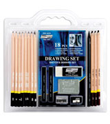PRO ART Sketch Draw Pencil Set