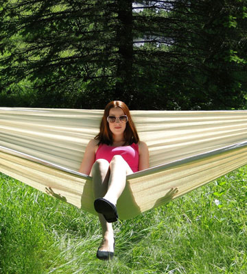 Review of Hammock Sky Brazilian Double Hammock
