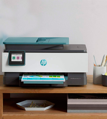 Review of HP OfficeJet Pro 8035 All-in-One Wireless Printer