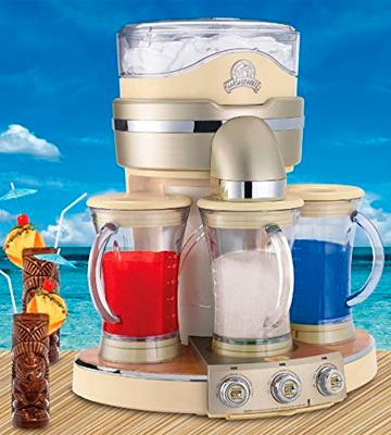 Review of Margaritaville Tahiti Frozen Concoction Maker, DM3000