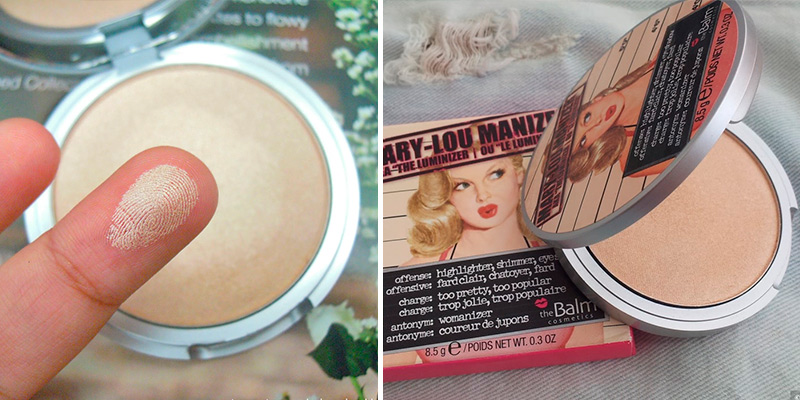 Review of theBalm Manizer Highlighter