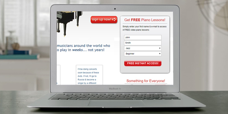 Review of Hear and Play Piano Lessons