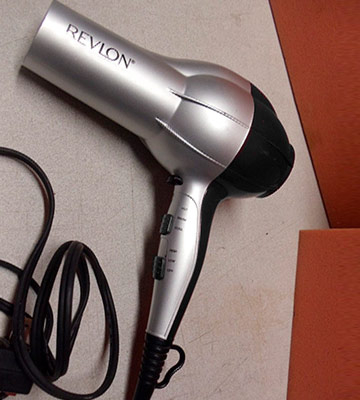 Review of Revlon RV484 Volumizing Hair Dryer