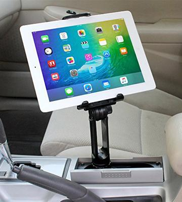 Review of iKross 2-in-1 Adjustable Cup Mount Holder