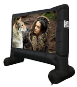 EasyGo Products EGP-MOVIE-001 Inflatable Mega Movie Screen