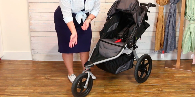 Review of BOB Revolution Flex Jogging Stroller
