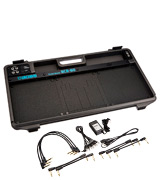 BOSS AUDIO BCB-60 Deluxe Pedal Board and Case