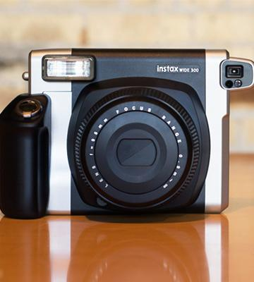 Review of Fujifilm Instax Wide 300 Instant Film Camera