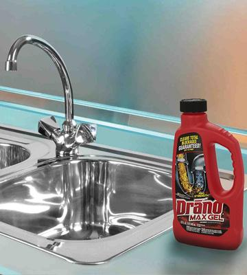 Review of Drano Drain Cleaner Professional Strength