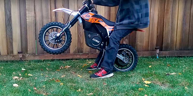 Detailed review of MotoTec MT-Dirt-500 Electric Dirt Bike