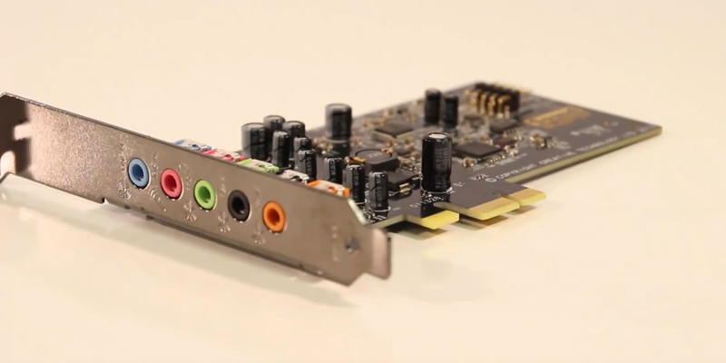 Review of Creative SB1570 Audigy FX PCIe 5.1 Sound Card with High Performance Headphone Amp