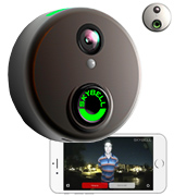 SkyBell SH02300BZ HD Bronze WiFi Video Doorbell