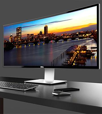 Review of Dell U3417W FR3PK UltraSharp Curved LED-Lit Monitor