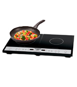 Waring ICT400 Double Induction Cooktop