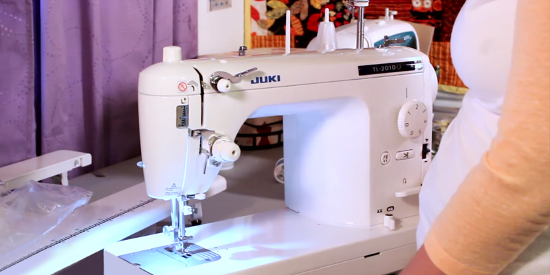 Review of JUKI TL-2010Q Portable Sewing Machine