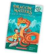 Tracey West Dragon Masters part 1 Rise of the Earth Dragon