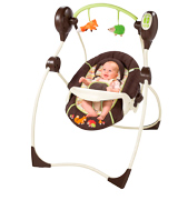 Summer Infant 23183 Sweet Sleep Musical Swing Fox