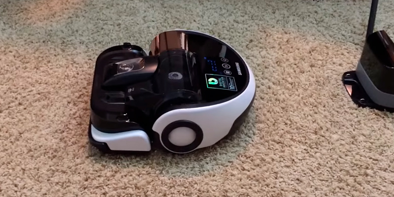 Review of Samsung POWERbot R9250 Robot Vacuum