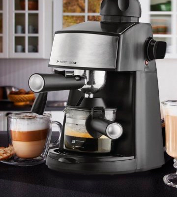 Review of Unique Imports LavoHome Espresso and Cappuccino Maker