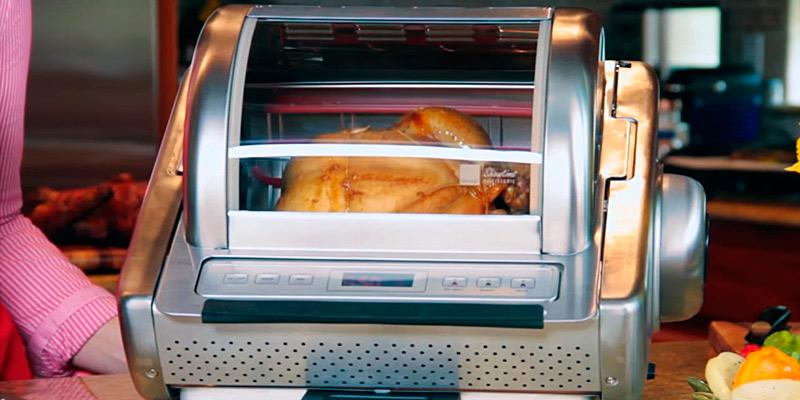 Review of Ronco ST5250SSGEN Store Stainless Steel Rotisserie Oven