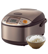 Zojirushi NS-TSC10 Rice Cooker and Warmer