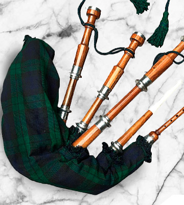 Review of McWilliams Professional Bagpipe Highland with Hardbox