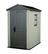 Keter Resin Outdoor Backyard Garden Storage Shed