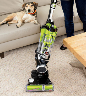 Review of Bissell 1650A Pet Hair Eraser Upright Vacuum Cleaner