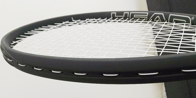 Head Ti.S6 Tennis Racquet in the use