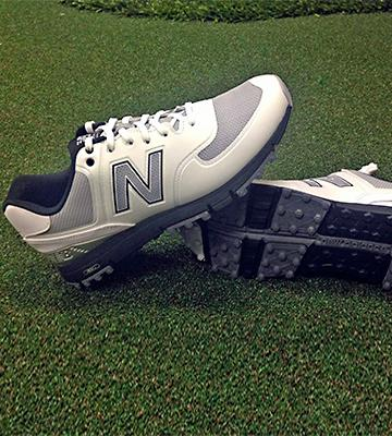 Review of New Balance Men's NBG574B Spikeless Golf Shoe
