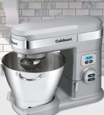 Review of Cuisinart SM-55BC Stand Mixer