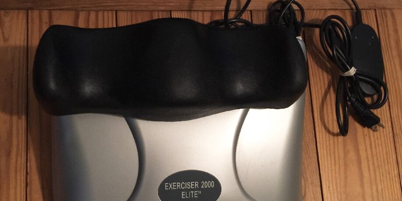 Exerciser Elite Passive Motion Circulation Chi Machine in the use