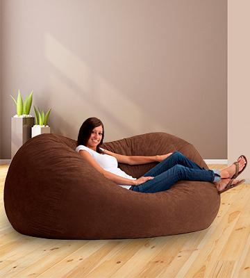 Review Of Big Joe Black Onyx XL Bean Bag Chair
