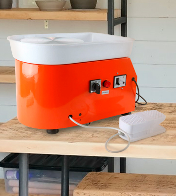 Review of YaeTek 350W Electric Pottery Wheel Machine