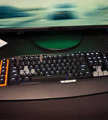Review of Logitech G710 Mechanical Gaming Keyboard