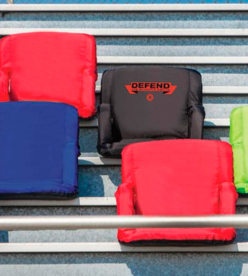 Review of Picnic Time 618-00-179-014-14 Portable Ventura Reclining Stadium Seat