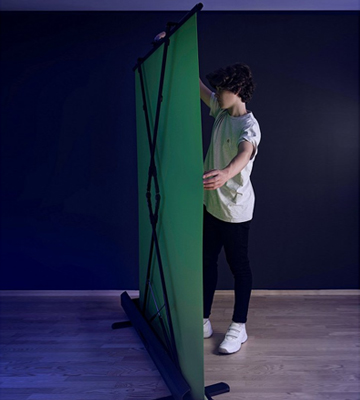 Review of Elgato 10026500 Collapsible Green Screen
